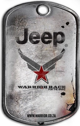 Jeep Warrior Race