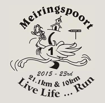 Meiringspoort Half Marathon