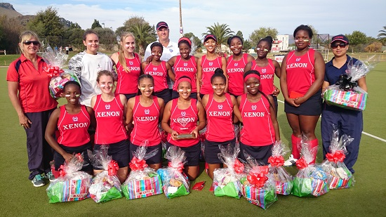 Kingsridge have joined the list of Eastern Cape finalists in the SPAR Schoolgirls Hockey Challenge. Photo: Supplied