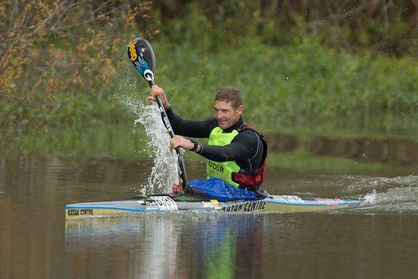 Hank McGregor won his 11th Berg River Canoe Marathon which took place from July 13 to 16. Photo: John Hishin