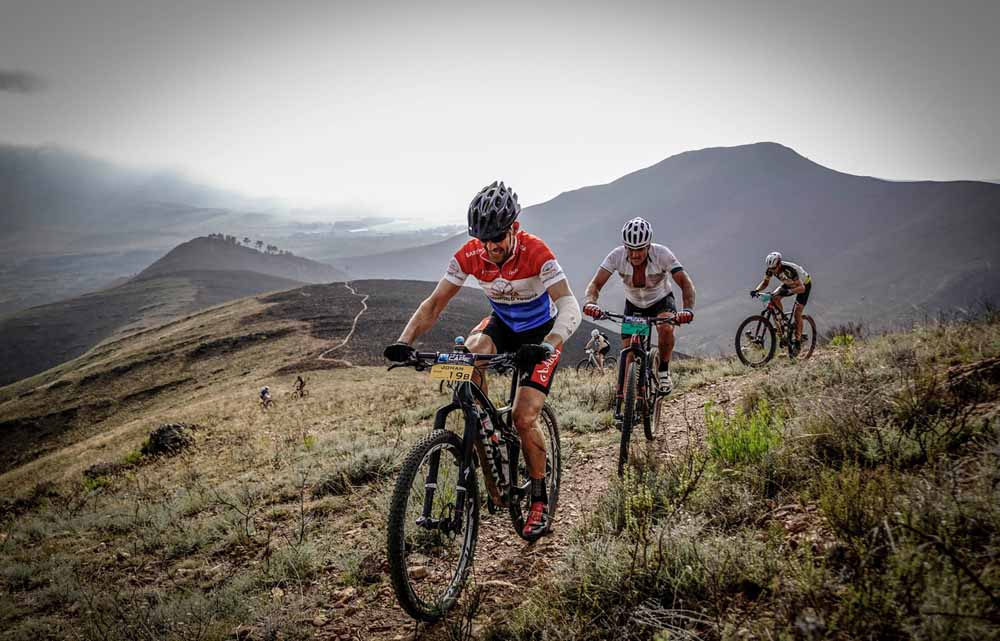 TransCape participants will tackle some of the most scenic and rugged mountain biking terrain in South Africa. Photo: Jacques Marais