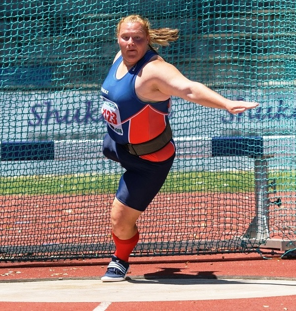 Bestmed Madibaz discus and shot put star Ischke Senekal will be competing in her second World Student Games after being chosen for the University Sport South Africa squad for the competition in Chinese Taipei from August 19 to 30.