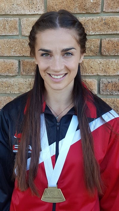 Bestmed Madibaz athlete Kelly Kingwill is geared up for the World Student Games this month after overcoming a lengthy period of rehabilitation following a succession of injuries.