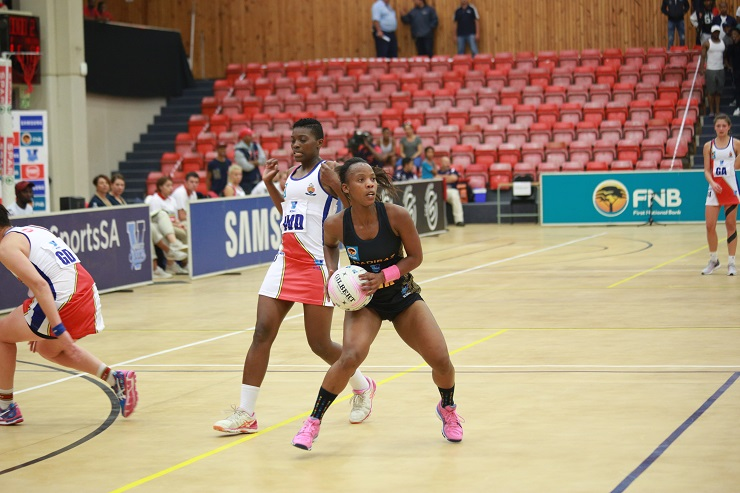 After their recent loss against Tuks, SPAR Madibaz captain Nandipha Jack said they were looking to bounce back strongly in their Varsity Netball match against UJ.