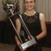 UJ squash star Pienaar wins sportswoman of the year award