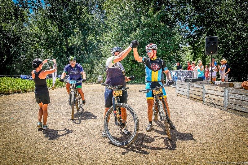 The La Couronne Wine Farm in Franschhoek will again be the finish venue and wine sponsors of the seven-day TransCape mountain bike race when it takes place between Knysna and the Cape Winelands in February next year.