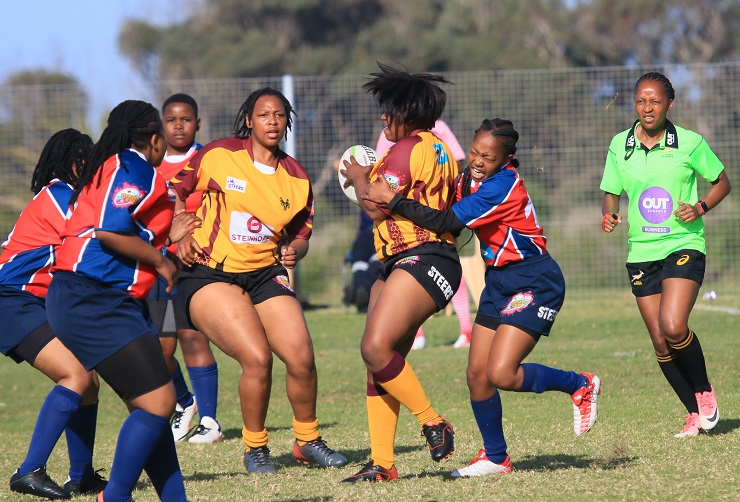 There were plenty of smiles after the Nelson Mandela University hosted a successful USSA women's rugby sevens tournament in Port Elizabeth this weekend.