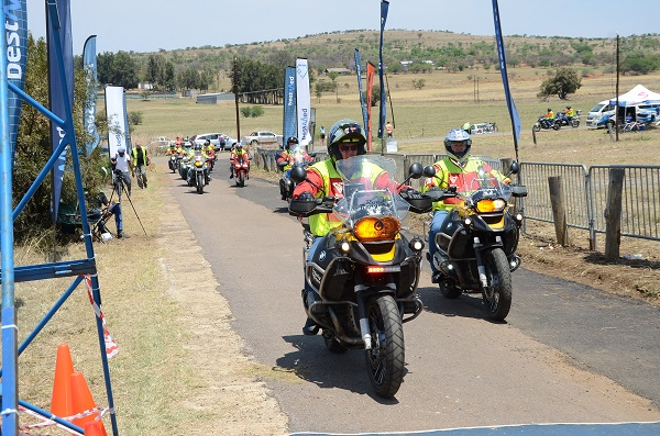 The Road Rangers will be on duty at the Bestmed Satellite Championship road cycling race at Maropeng in the North West Province on Saturday.