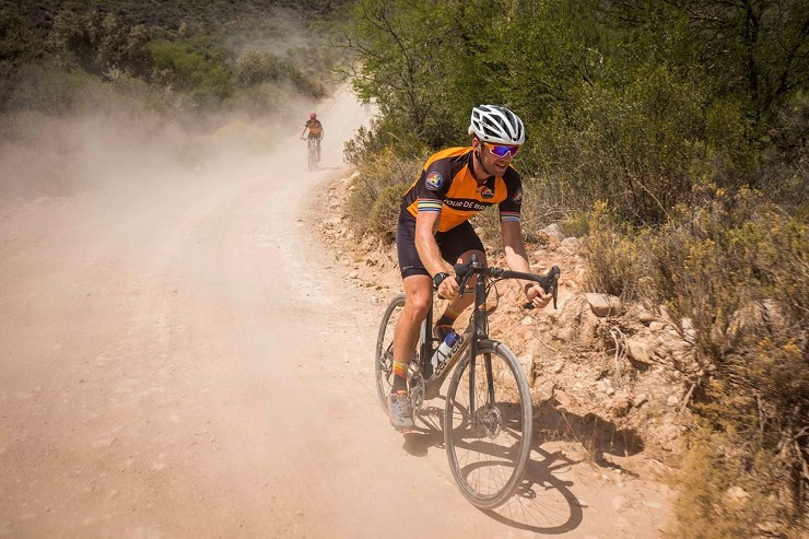 Jan Braai will compete in the Transcape MTB Encounter