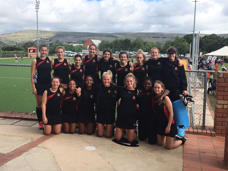 SPAR Eastern Cape Schoolgirls Hockey Challenge Kingswood