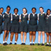 Parade of talent at All Girls' Festival in East London