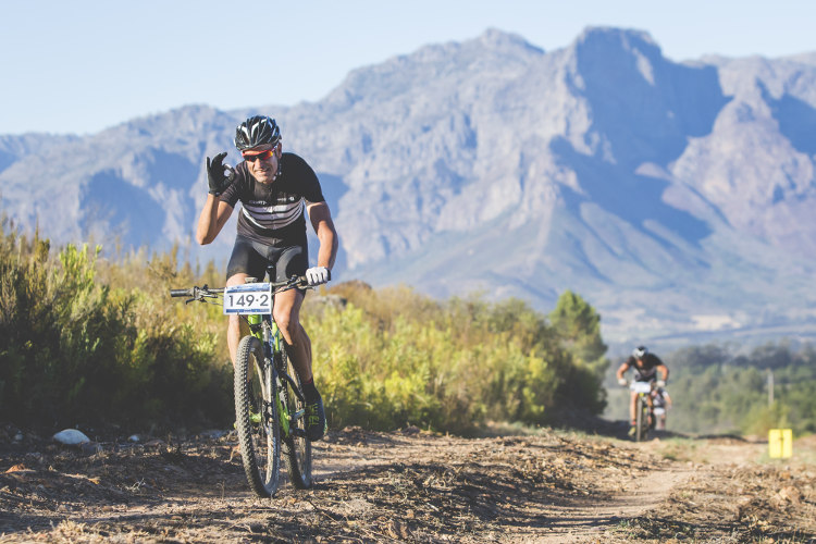 Winelands Encounter route info