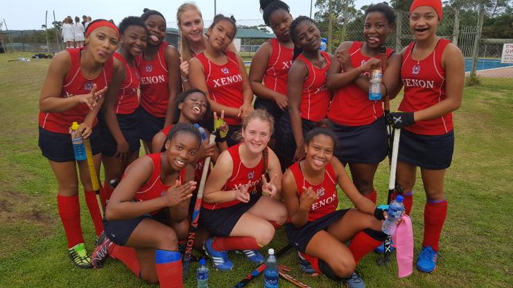 Kingsridge SPAR Schoolgirls Hockey Challenge