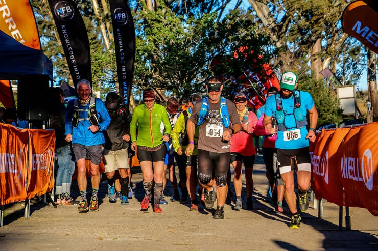 Great Zuurberg Trek trail runners