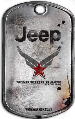 Jeep Warrior Race