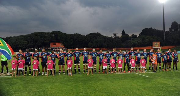 FNB NMMU-Madibaz are hoping for a change of fortunes when they resume their FNB Varsity Cup campaign in Johannesburg on Monday. Photo: Saspa