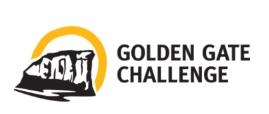 Golden Gate Challenge. Photo: logo