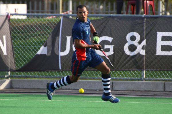 Star NMMU-Madibaz hockey player Ignatius Malgraff will have a big role to play for his team in the University Sport South Africa tournament at Wits in Johannesburg next week. Photo: Supplied