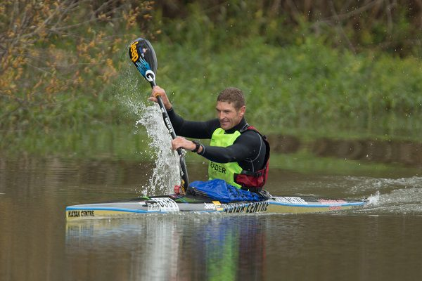 Hank McGregor won his 11th Berg River Canoe Marathon which took place from July 13 to 16. Photo: John Hishin