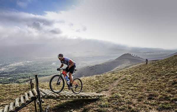 Several changes have been made to the opening stages of the 2017 TransCape mountain bike race to give the race better balance. Photo: Jacques Marais