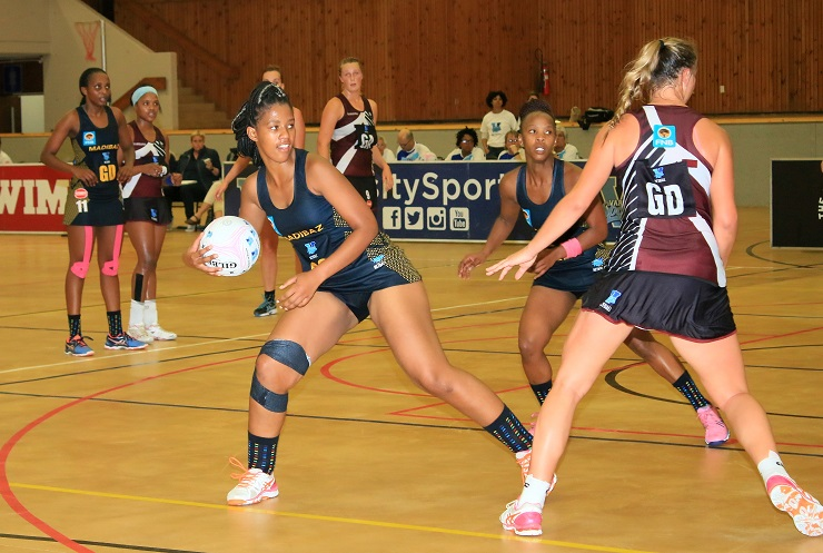 Madibaz goal shooter Nolusindiso Twani said the Madibaz would give their all in their last Varsity Netball match of the season against Stellenbosch University.