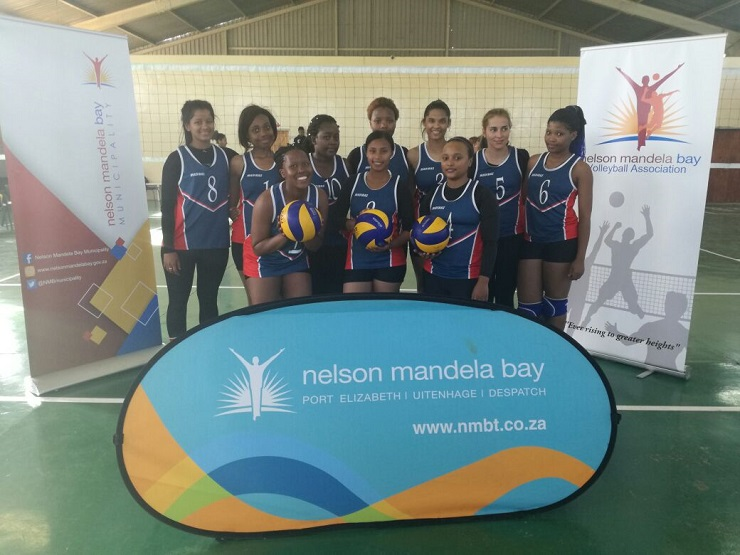 The Madibaz women's team were crowned Mayoral Cup volleyball champions after defeating Port Elizabeth College 3-2 in a thrilling final in Uitenhage on Sunday.