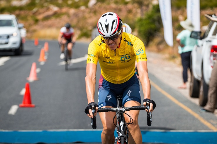 Ariane Luthi at Bestmed Tour of Good Hope