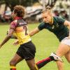 Madibaz rugby player Eloise Webb