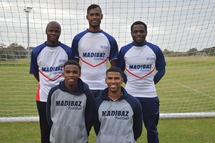 Madibaz football men's team