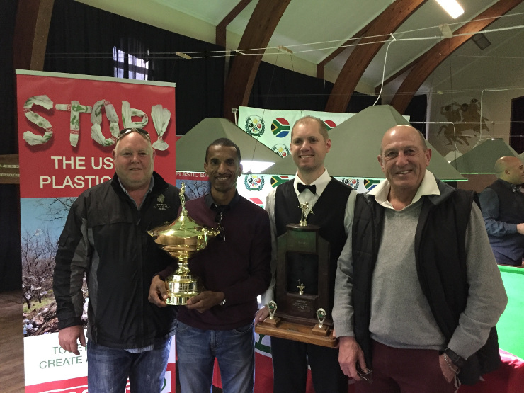 SPAR South African 6 Reds championship