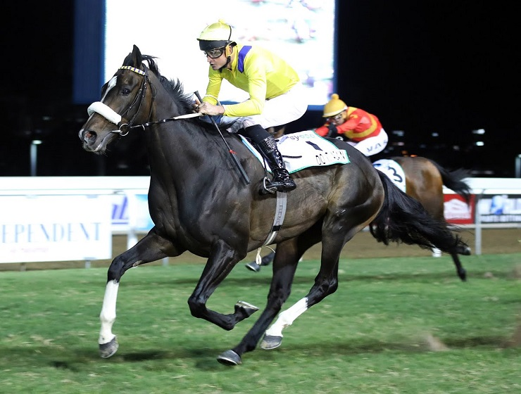 Do it Again won this year's Durban July