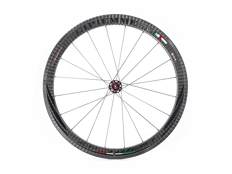 The highly rated Gipiemme wheels
