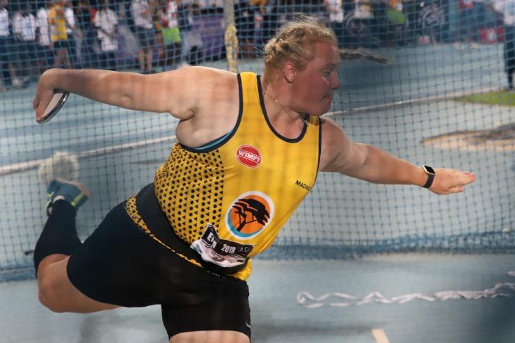 Bestmed Madibaz Athletics Club member Ischke Senekal