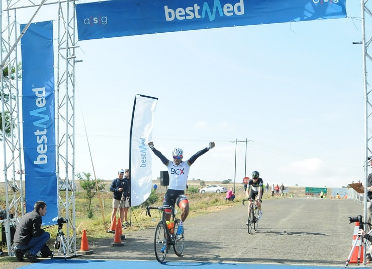 BCX cyclist Nolan Hoffman will be out to defend his title when the Bestmed Satellite Classic