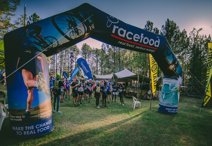 Nomore Mandivengerei and Kerry-Ann Marshall won the respective men's and women's Runtheberg Extreme two-day trail run at the weekend. Photo: Phonix Capture