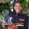 Local athlete Glenrose Xaba wins Grand Prix series