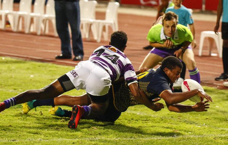 Chadwyn November - Madibaz rugby