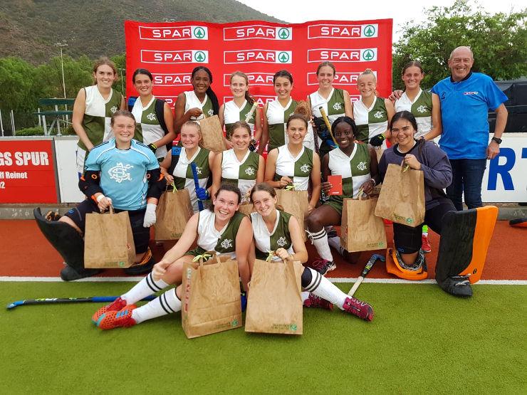 SPAR EC Schoolgirls Hockey Challenge DSG