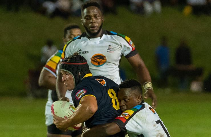 Madibaz Bevan Prinsloo