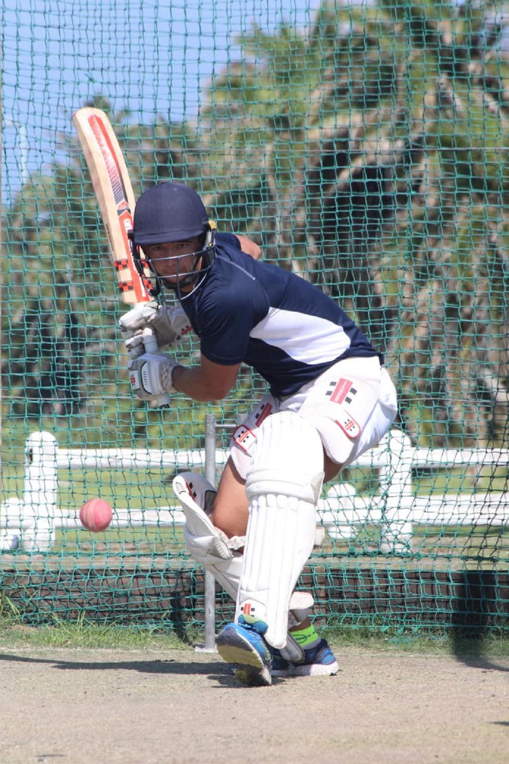 David Masterson Madibaz cricket