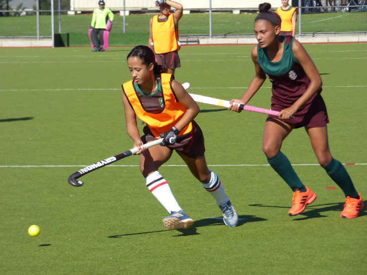 Alex Road - Kiara Meyer SPAR EC Schoolgirls Hockey Challenge