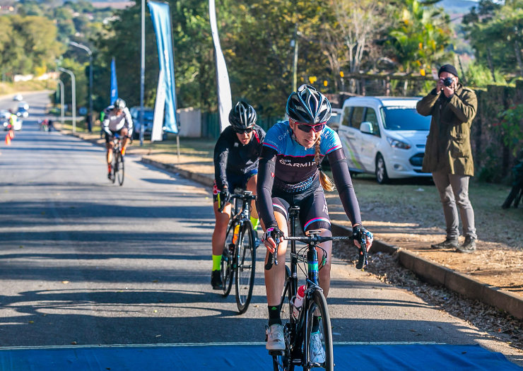 The Takealot Jock Classic three-stage, one-day cycle road race, starting and ending in Nelspruit on July 13, has various options on offer to be as inclusive as possible. Photo: Memories 4 U Photography