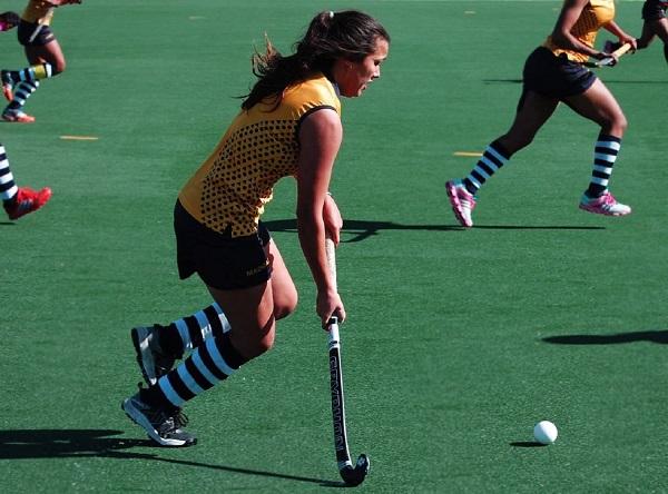 Caitlyn Gouws Madibaz hockey