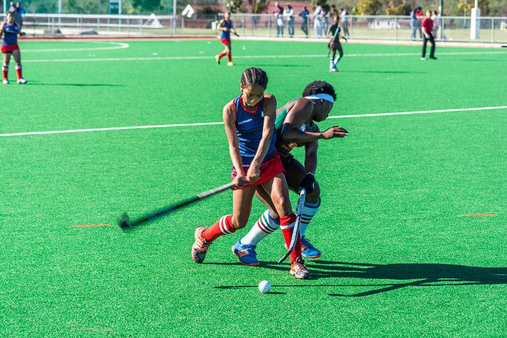 Jody Ann October SPAR Eastern Cape Schoolgirls Hockey Challenge