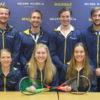 Madibaz squash team USSA
