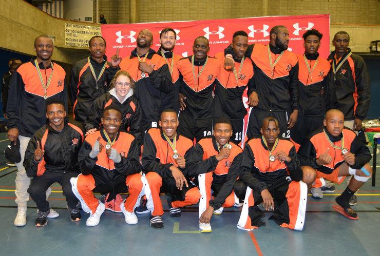 UJ basketball - men's team