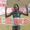 Helalia Johannes won the SPAR Women's Challenge in Pietermaritzburg