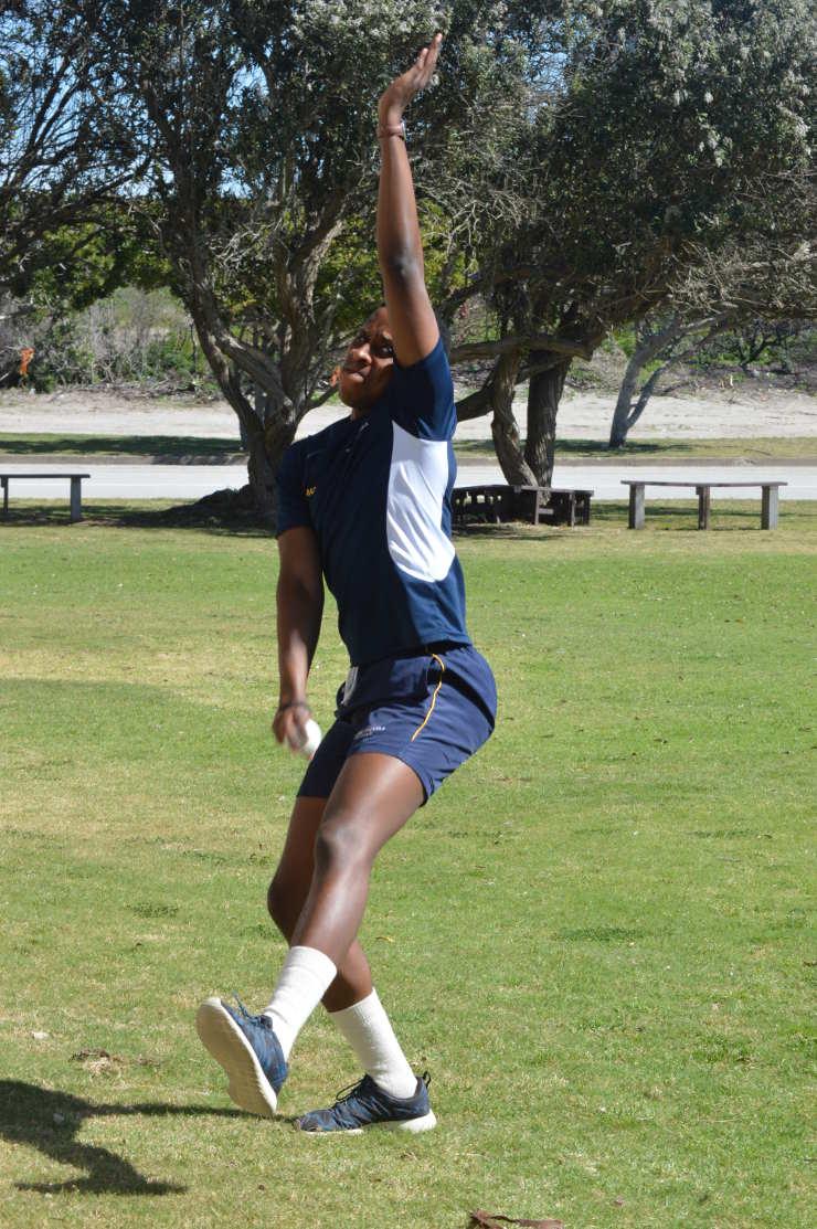 Hlumelo Cekisani - Madibaz cricket
