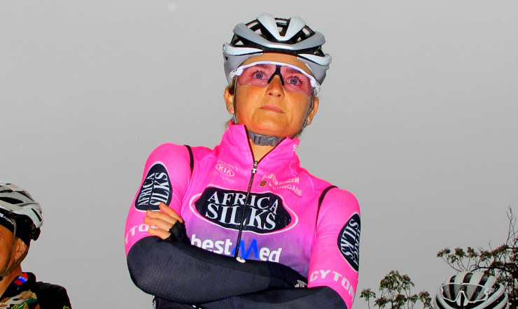 Lorraine Cycle Tour Anriette Schoeman