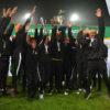 The University of Johannesburg women's soccer team won the University Sport South Africa title